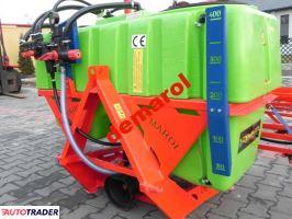 Demarol Opryskiwacz Cyklon 800/12/obr 400L 12 m/V - zobacz ofertę
