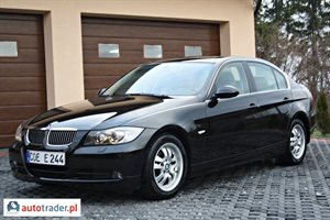 BMW 325 2.5 2006 r. - zobacz ofertę