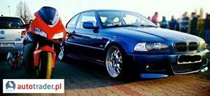 BMW 328 2.8 2000 r. - zobacz ofertę