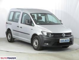 Volkswagen Caddy 2017 2.0