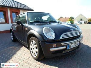 Mini Cooper 2001 1.6