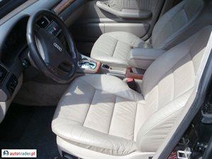 Audi A6 1999 2.4 163 KM