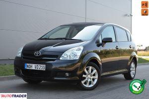 Toyota Corolla Verso - zobacz ofertę
