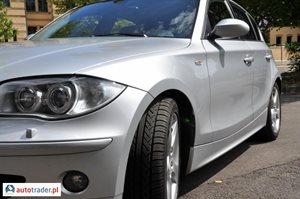 BMW 120 2.0 2005 r.,   23 500 PLN