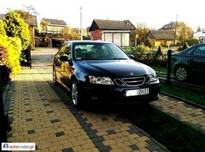 Saab 9-3 2007 1.9 150 KM