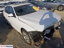 BMW 320 2015 2