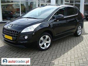 Peugeot 3008 1.6 2010 r. - zobacz ofertę