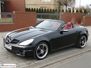 Mercedes SLK 1.8 2006 r. - zobacz ofertę