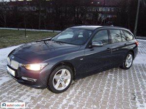 BMW 328, 2014r. - zobacz ofertę
