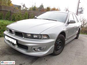 Mitsubishi Galant 2.4 1999 r. - zobacz ofertę
