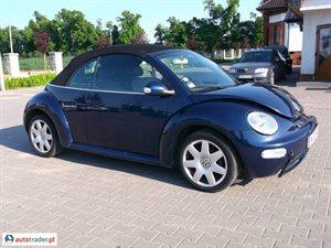 Volkswagen New Beetle 1.6 2005 r. - zobacz ofertę