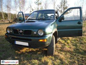Nissan Terrano 2.7 1997 r. - zobacz ofertę