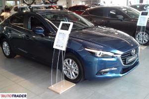 Mazda 3 2018 2.0 120 KM