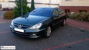 Peugeot 607 2.0 2006 r. - zobacz ofertę