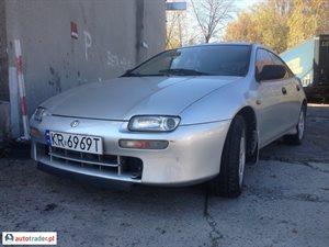 Mazda 323F 2.0 1998 r. - zobacz ofertę
