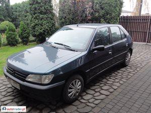 Peugeot 306 1.4 1994 r.,   2 500 PLN
