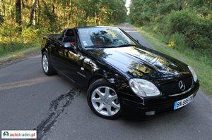 Mercedes SLK 2.0 1999 r. - zobacz ofertę