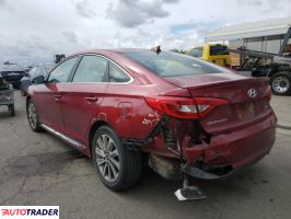 Hyundai Sonata 2016 2