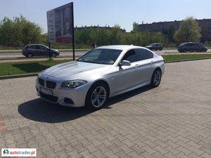 BMW 528 3.0 2010 r. - zobacz ofertę