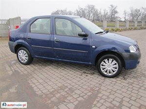 Dacia Logan 1.6 2006 r.,   4 200 PLN