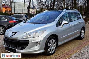 Peugeot 308 1.6 2010 r. - zobacz ofertę