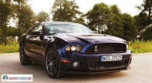 Ford Mustang 5.4 2011 r. - zobacz ofertę
