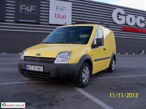 Ford Transit Connect 1.8 2004 r. - zobacz ofertę