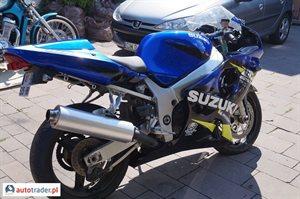 Suzuki GSX-R 600 2002 r.,   6 800 PLN