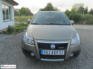 Fiat Sedici 1.9 2006 r. - zobacz ofertę