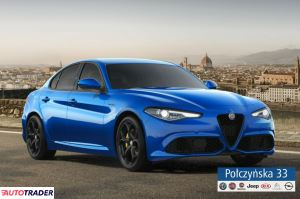 Alfa Romeo Giulia 2020 2 280 KM