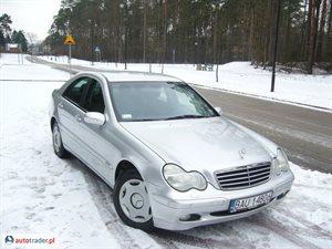 Mercedes 200, 2001r. - zobacz ofertę