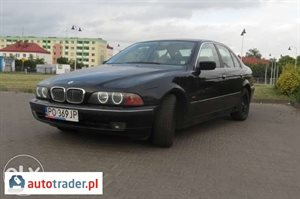BMW 525 1997 2.5 143 KM