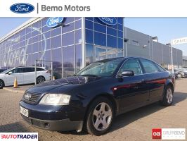 Audi A6 1999 1.9 110 KM