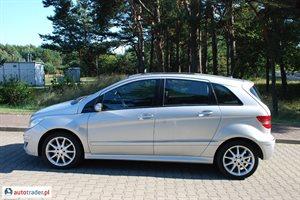 Mercedes 200 2.0 2007 r. - zobacz ofertę