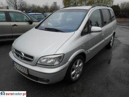 Opel Zafira 2.0 2004r. - zobacz ofertę