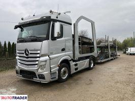 Mercedes ACTROS MP4 - zobacz ofertę