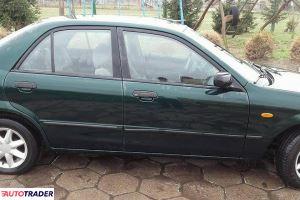 Mazda 323 1999 2