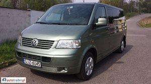 Volkswagen Caravelle 2.5 2004 r. - zobacz ofertę