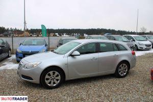 Opel Insignia 2012 1.4 140 KM