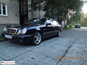 Mercedes 220 2.2 1997 r. - zobacz ofertę