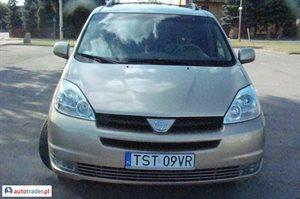 Toyota Sienna 3.3 2005 r. - zobacz ofertę