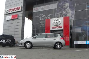 Toyota Auris 1.4 2013r.,   44 500 PLN