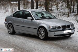 BMW 330, 2003r. - zobacz ofertę
