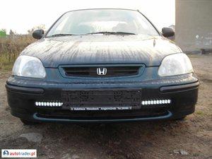 Honda Civic 1.5 1996 r.,   3 300 PLN