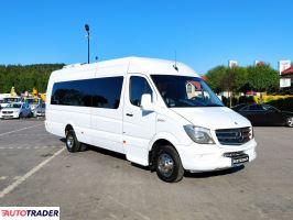 Mercedes Sprinter 519 3.0 CDi Automat 24-miejsca - zobacz ofertę