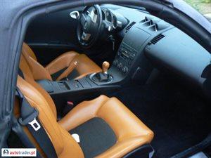 Nissan 350 Z 2005 3.5 286 KM
