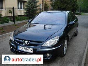 Peugeot 607 2.2 2005 r. - zobacz ofertę