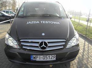 Mercedes Viano 2013 2.2 163 KM