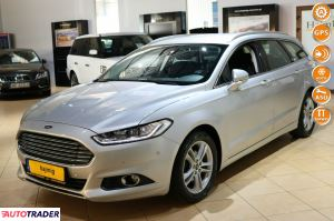 Ford Mondeo 2016 2 180 KM