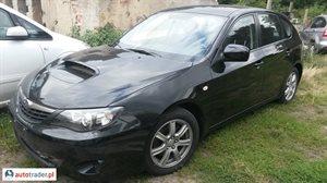 Subaru Impreza 2.0 2009 r. - zobacz ofertę
